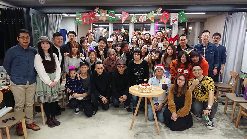 Back to 1999 - HKSI 20th anniversary Christmas party photos