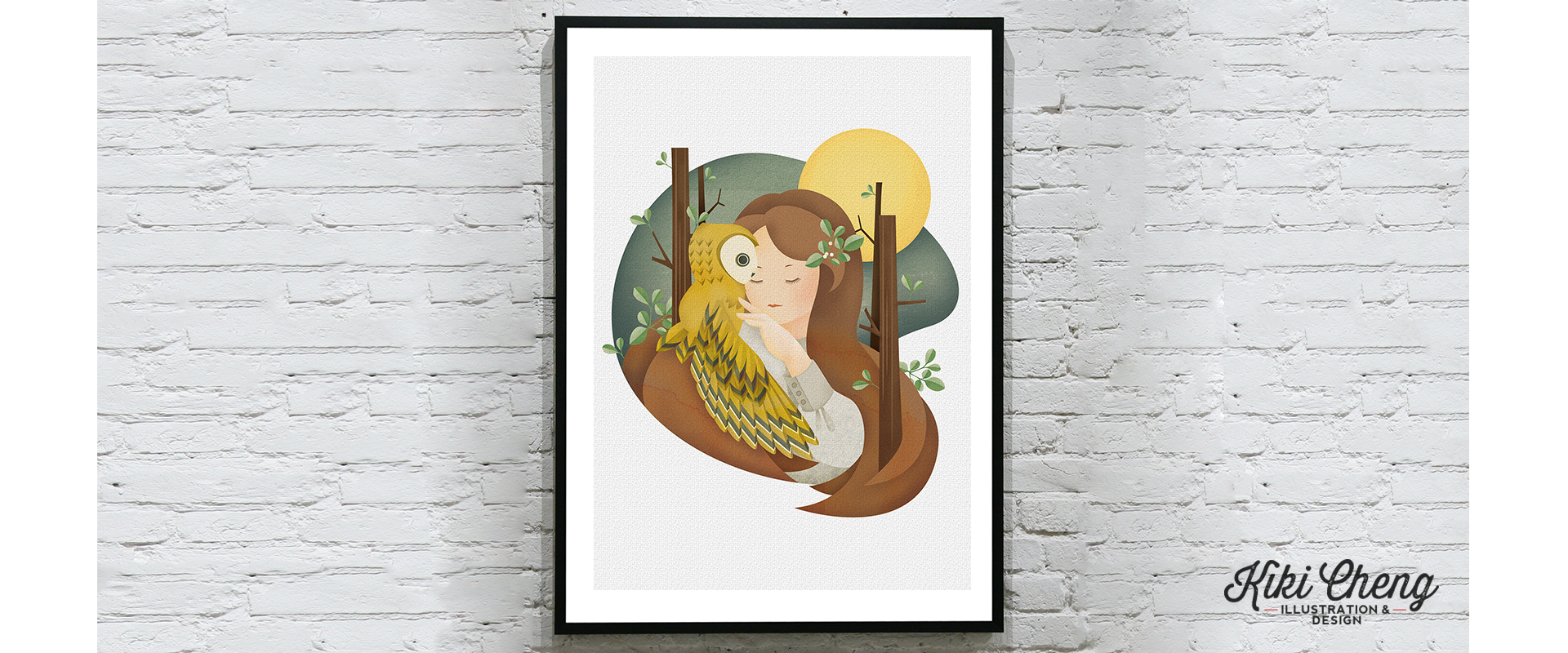 Owl Collection: Owl and the Girl