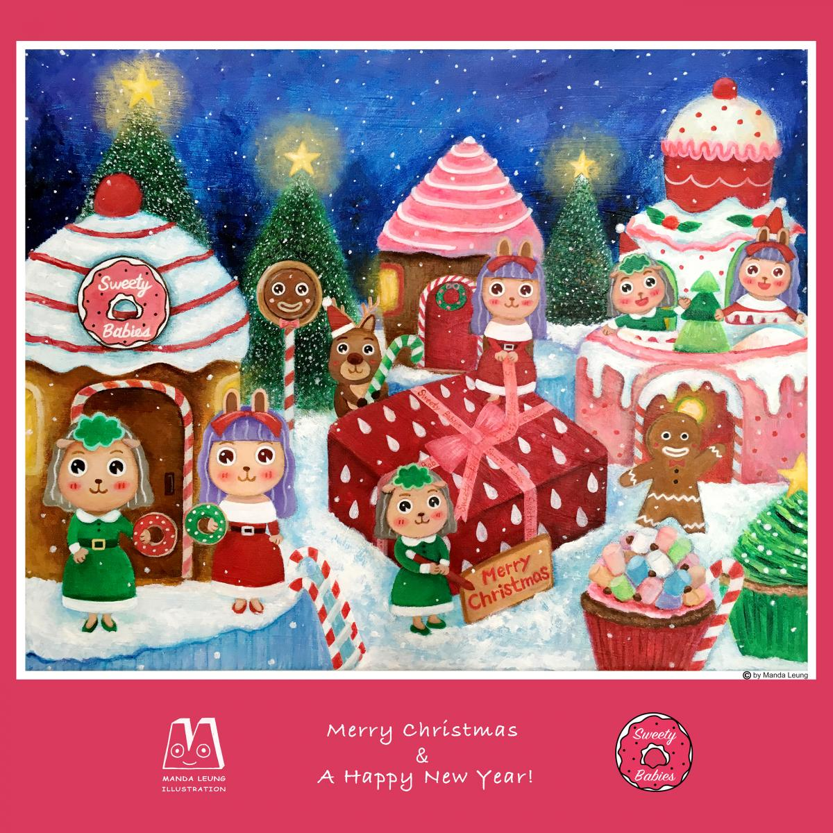 Sweety Babies (Dessert Journey - Christmas & New Year)